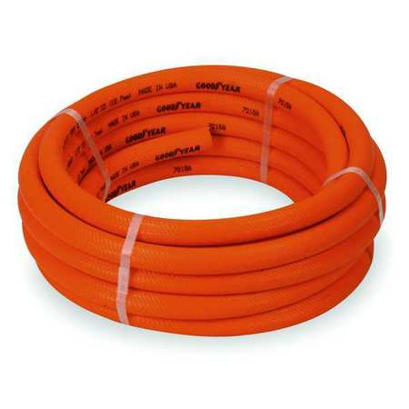 "3/4"" ID x 300 ft PVC Bulk Agricultural/Lawn Spray Hose OR"