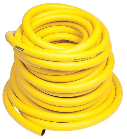 "1"" ID x 150 ft Bulk Air Hose 300 PSI YL"