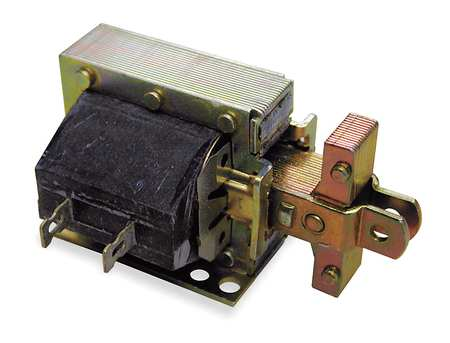 Solenoid, Laminated, 1/8 - 3/4 in, Continus