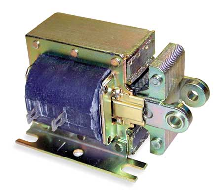 Solenoid, Laminated, 1/8 - 1 in, Continuous