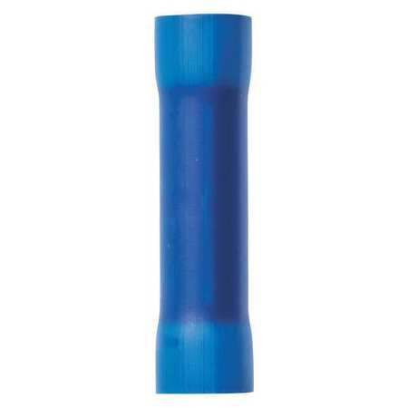 Butt Splice Connector, 16-14 AWG, PK100