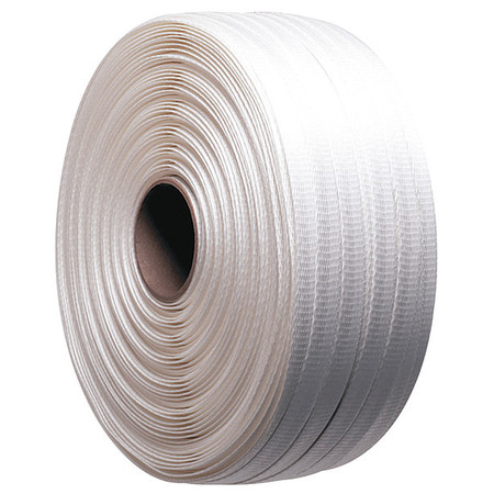 Strapping, Polyester Fiber, 1125 ft. L