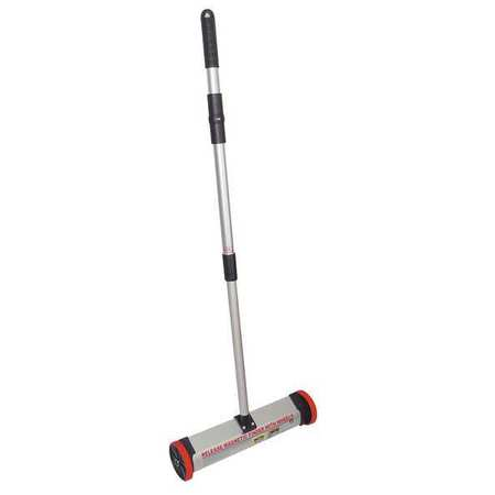 Magnetic Sweeper w/Release, 13 In W