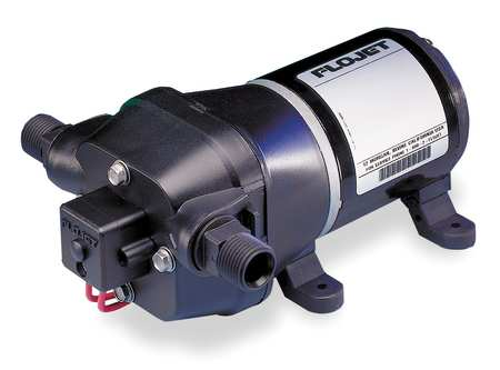 Water System Pump, 12 VDC, 1/2 In