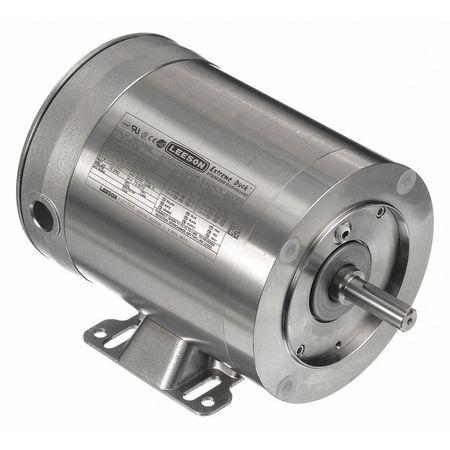 Washdown Motor, 3 Ph, TENV, 1/2 HP, 1725 rpm