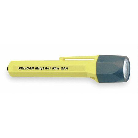 Industrial Handheld Light, Xenon, Yellow