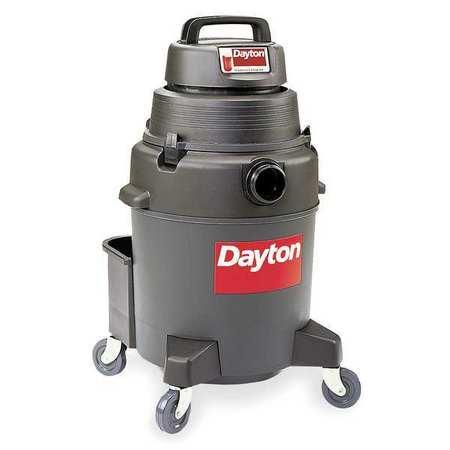 Wet/Dry Vacuum, 2 HP, 10 gal., 120V