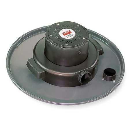 Wet/Dry Vacuum Head, 4 HP, 55 gal., 120V