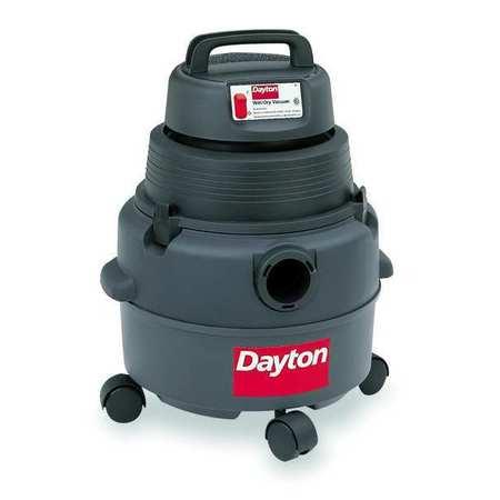 Wet/Dry Vacuum, 4.5 HP, 6 gal., 120V