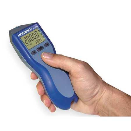 Laser Tachometer, 5 to 200, 000 rpm