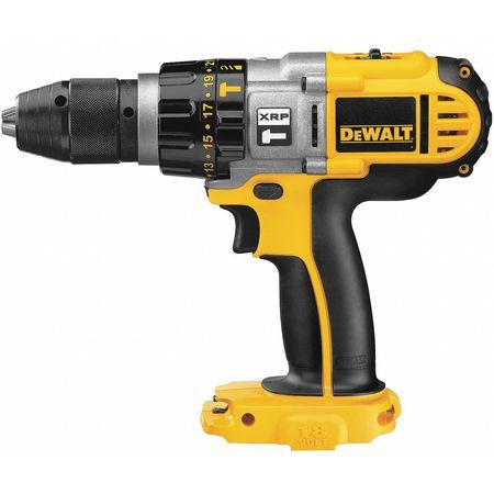 Cordless Hammer Drill/Driver, 3.9 lb.
