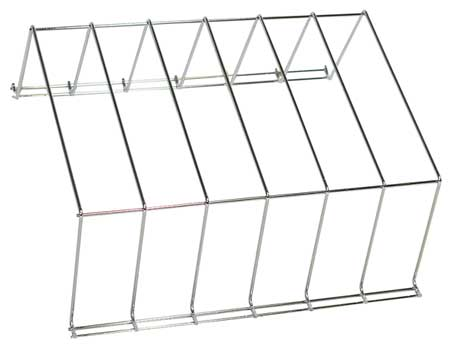 Wire Guard, 13-1/2 x 15 x 6 In.