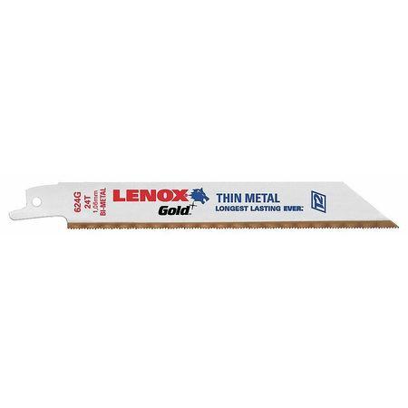 "3/4"" W Reciprocating Saw Blade,  25 pk."
