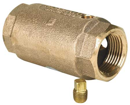 Check Valve, Lead Free Brass, 1 In., FNPT