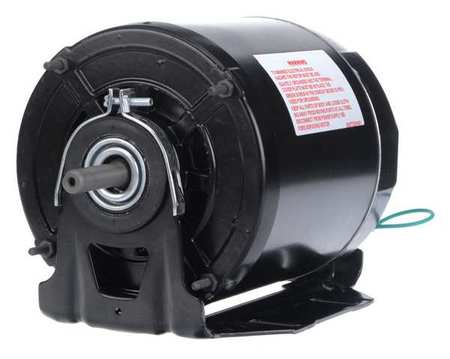 Motor, Sp Ph, 1/3 HP, 1725, 115/208-230V, 56Z