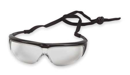 Willson SCT-Reflect 50 Safety Glasses,  Scratch-Resistant,  Wraparound