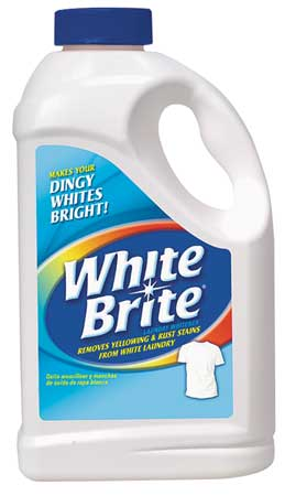 WHITE BRITE 76 oz. Jug Laundry Whitener