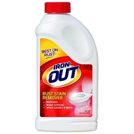 IRON OUT 28 oz. Plastic Bottle Fragrance Free Stain Remover
