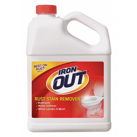 IRON OUT 152 oz. Fragrance Free Stain Remover