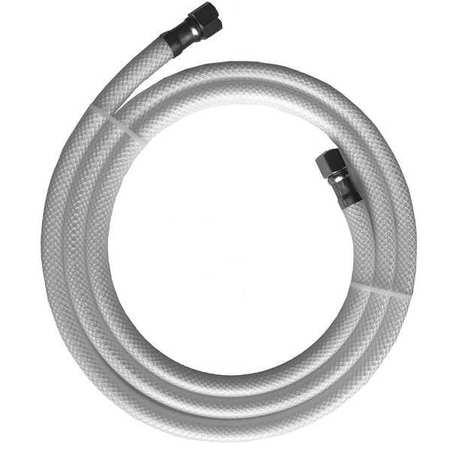 Braided Connector, 1/4 COMPx1/4 COMPx72 L