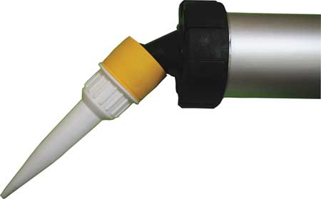 Nozzle System, Bulk Caulk Gun, 45Deg Angle