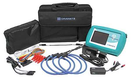 Power Analyzer/Datalogger, 1 to 3000A