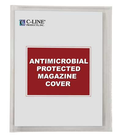 Magazine Cover, Antimicrobial, PK25