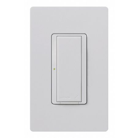 Wireless Wall Switch, 1-Pole, On/Off, White