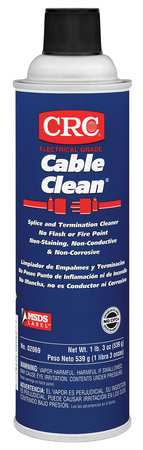 Non-Flammable Splice Cleaner, 20 oz.