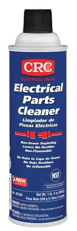 Electrical Parts Cleaner, 19 oz.