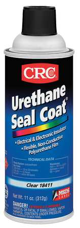 Urethane Seal Coat Coating, Clear, 16 oz.