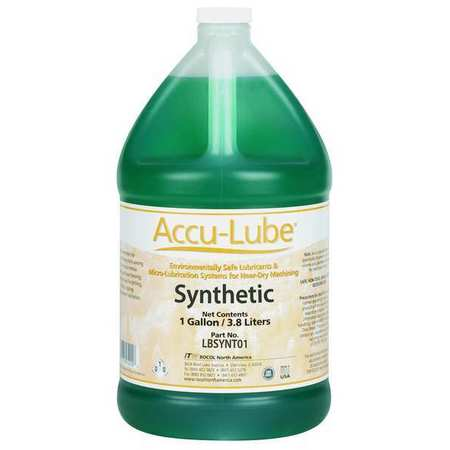 Synthetic Lubricant, MQL, 1 Gal, VOC Free