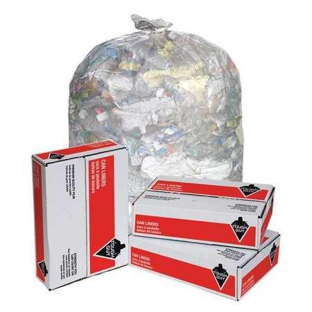 Trash Bags,  50 gal.,  2.0 mil,  PK50