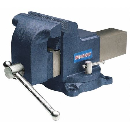 Bench Vise, Mechanics, 6 In