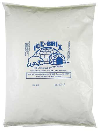 Freeze Pack, 10-1/4 In. L, 8 In. W, PK3