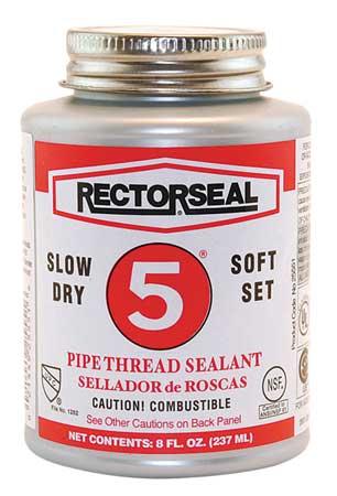 Thread Sealant, 8 oz., Yellow