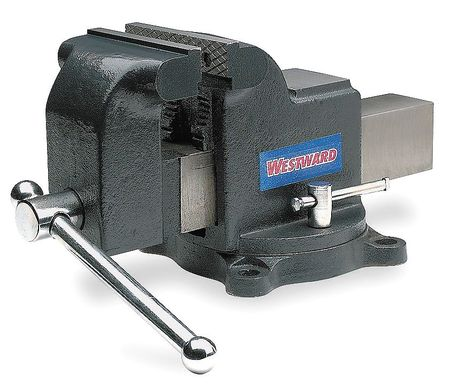 Mechanic's Vise, 4 In w