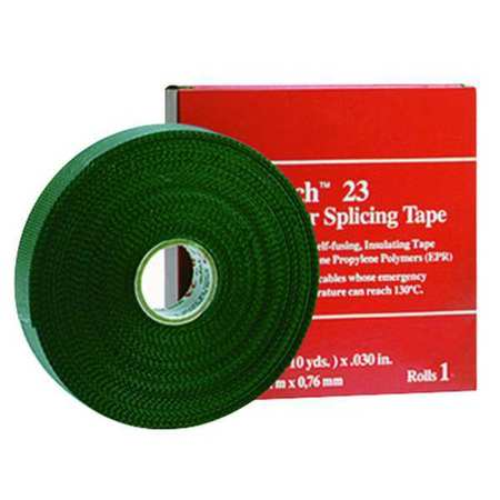"Splicing Tape, 30 mil, 3/4"" x 30 ft., Black"