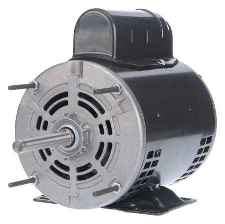 Motor, PSC, 1/2 HP, 1725, 115/230V, 48Z, OAO