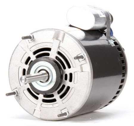 Motor, PSC, 1/6 HP, 1140 RPM, 115V, 48Z, OAO
