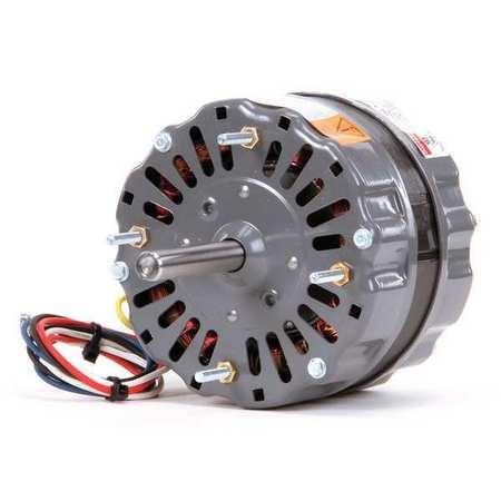 Motor, PSC, 1/8 HP, 1550 RPM, 115V, 42Y, OAO