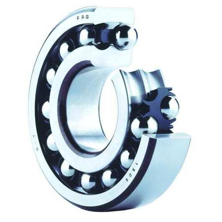 Radial Bearing, Double Row, 20mm Bore