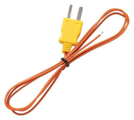 Type-J Thermocouple, -40 to 500 Deg F