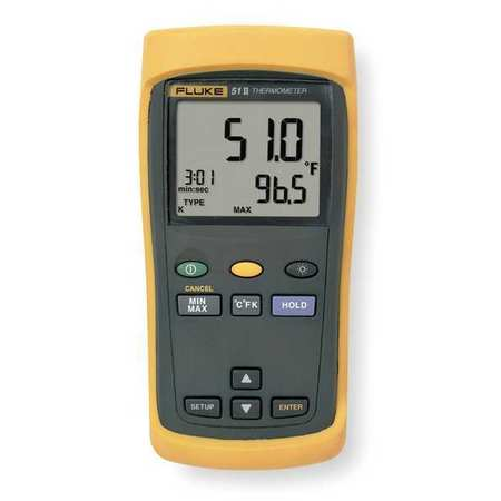 Fluke-51-2 NIST Thermocouple Thermometer