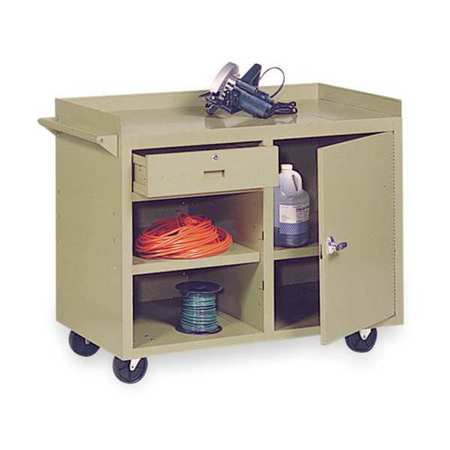 Mobile Service Bench, 45 In. W, 22 In. L