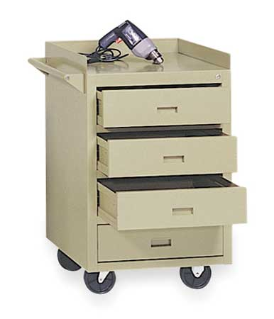 Mobile Service Bench, 22 In. L, 23 In. W