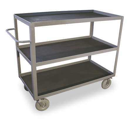 Instrument Cart, 1200 lb., 36 In. L