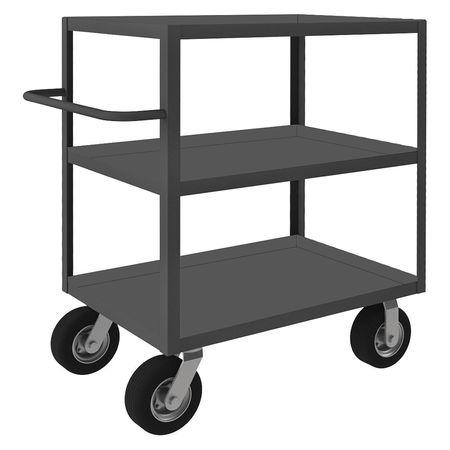 Instrument Cart, 1200 lb., 36 In. L