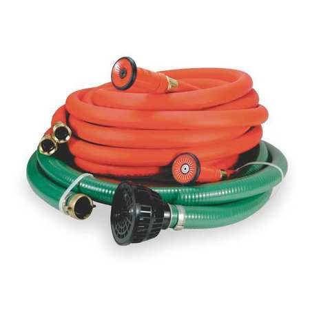 Fire Pump Hose Kit