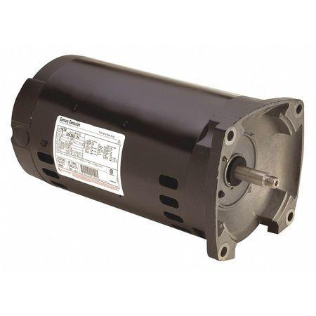 Pump Motor, 1/2 HP, 3450, 208-230/460 V, 56Y